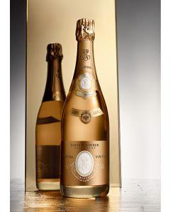 Champagne Louis Roederer Cristal Rose 2013