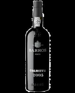 Barros Colheita Port, Douro 2005