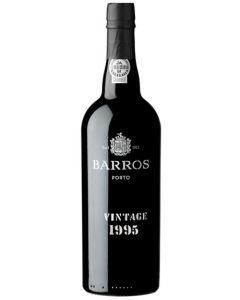 Barros Vintage Port Douro 1996