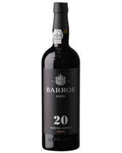 Barros 20 Year Old Tawny Port Douro NV