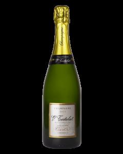 Champagne Testulat Carte d Or Brut Blanc de Noirs NV