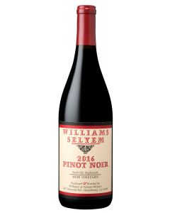 Williams Selyem Weir Vineyard Pinot Noir 2016