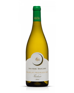 Domaine Jean-Marc Brocard Chablis 1er Cru Fourchaume 2018