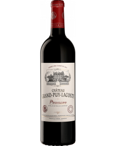 Chateau Grand-Puy Lacoste Pauillac 2012