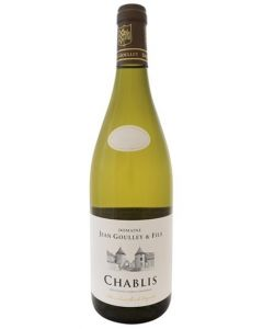 Domaine Jean Goulley Chablis 2019