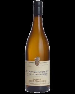 Domaine Rene Monnier Puligny-Montrachet 1er Cru Les Folatieres 2017