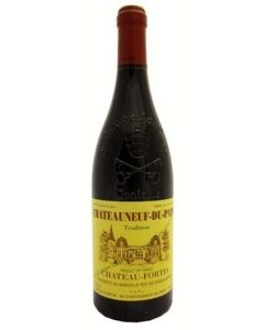 Chateau Fortia Chateauneuf-du-Pape Tradition Red Rhone Valley 2017