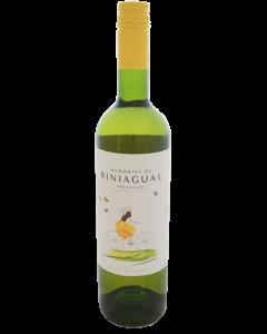 Bodega Biniagual Memories Blanc Mallorca 2017