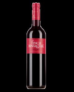 Bodega Biniagual Finca Biniagual Negre Mallorca 2014