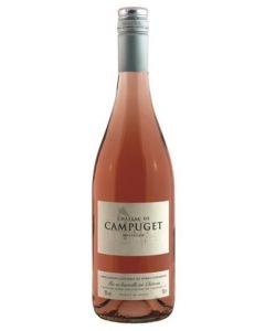 Chateau de Campuget Invitation Rose Costieres de Nimes 2020