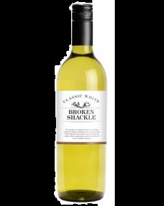 Broken Shackle Classic White South Eastern Australia 2020