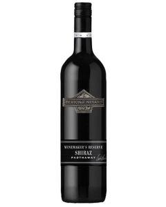 Berton Vineyard Winemakers Reserve Padthaway The Black Shiraz 2019