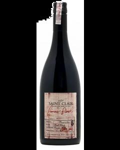 Saint Clair Pioneer Block 5 Bull Block Marlborough Pinot Noir 2019