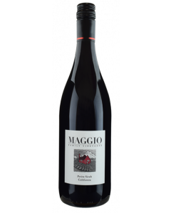 Maggio Old Vines Petite Sirah Oak Ridge Winery California 2017