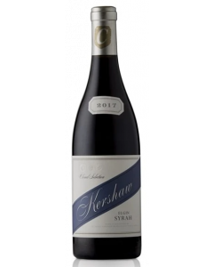 Kershaw Wines Clonal Selection Elgin Syrah 2017