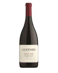 Sanford Santa Rita Hills Pinot Noir 2019