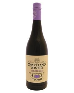 Swartland Winery Founders Western Cape Pinotage 2019