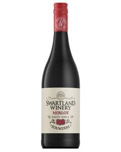 Swartland Winery Founders Western Cape Merlot 2019