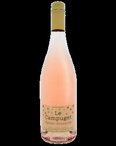 Chateau de Campuget Syrah Grenache Rose Le Campuget Vin de Pays du Gard 2019