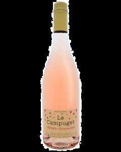 Chateau de Campuget Le Campuget Syrah Grenache Rose Vin de Pays du Gard 2020