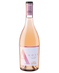 Alpha Estate Single Vineyard Hedgehog Amyndeo Rose 2019