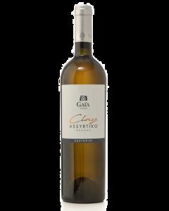 Gaia Wines Clay Orange Wine Santorini Assyrtiko 2016
