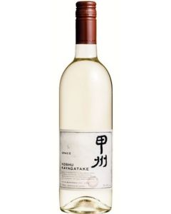Grace Winery Koshu Kayagatake 2018