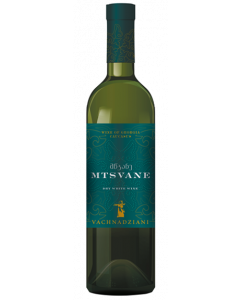 Vachnadziani Winery Kakheti Mtsvane 2018