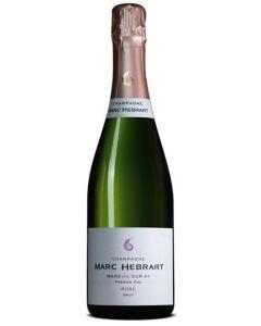 Champagne Hebrart Brut Rose 1er Cru NV