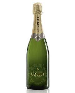 Champagne Collet Brut Halves NV