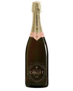 Champagne Collet Brut Rose NV