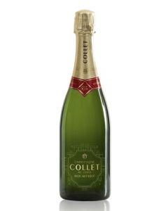 Champagne Collet Brut 1er Cru Art Deco NV