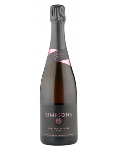 Simpsons Wine Estate Kent Canterbury Rose Rose 2018