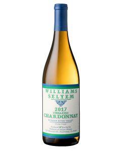 Williams Selyem Unoaked Chardonnay 2016