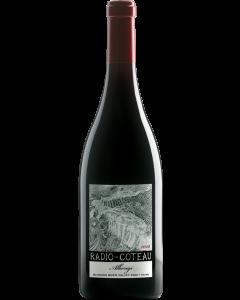 Radio Coteau Alberigi Vineyard Pinot Noir Russian River Valley 2014