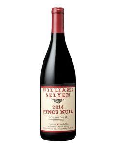 Williams Selyem Sonoma Coast Pinot Noir 2015