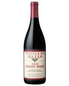 Williams Selyem Vista Verde Vineyard Pinot Noir 2014