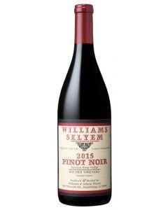 Williams Selyem Bucher Vineyard Pinot Noir 2015