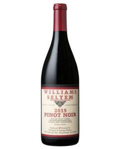Williams Selyem Calegari Vineyard Pinot Noir 2015