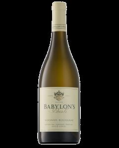 Babylons Peak Viognier Roussanne Swartland 2017