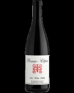Brewer Clifton Santa Rita Hills Pinot Noir 2015