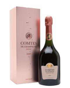 Champagne Taittinger Comtes de Champagne Rosé 2007