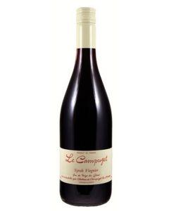 Chateau de Campuget Le Campuget Syrah Viognier Vin de Pays du Gard 2019