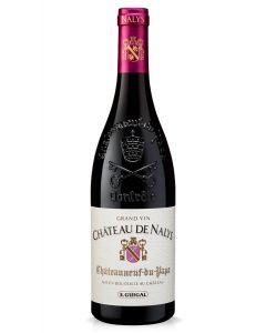 E. Guigal Chateau de Nalys Rouge 2016