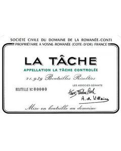 Domaine de la Romanee Conti La Tache Grand Cru 2011