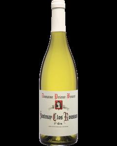 Domaine Prieur-Brunet Santenay Blanc 1er Cru Clos Rousseau 2016