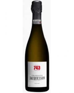 Champagne Jacquesson Cuvée 743 2015