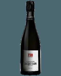 Champagne Jacquesson Cuvée 739 D.T. 2011