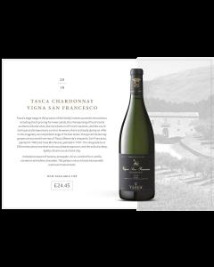 Tasca Chardonnay Vigna San Francesco 2018
