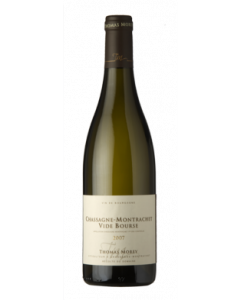 Thomas Morey Chassagne-Montrachet 1er Cru Vide Bourse 2015